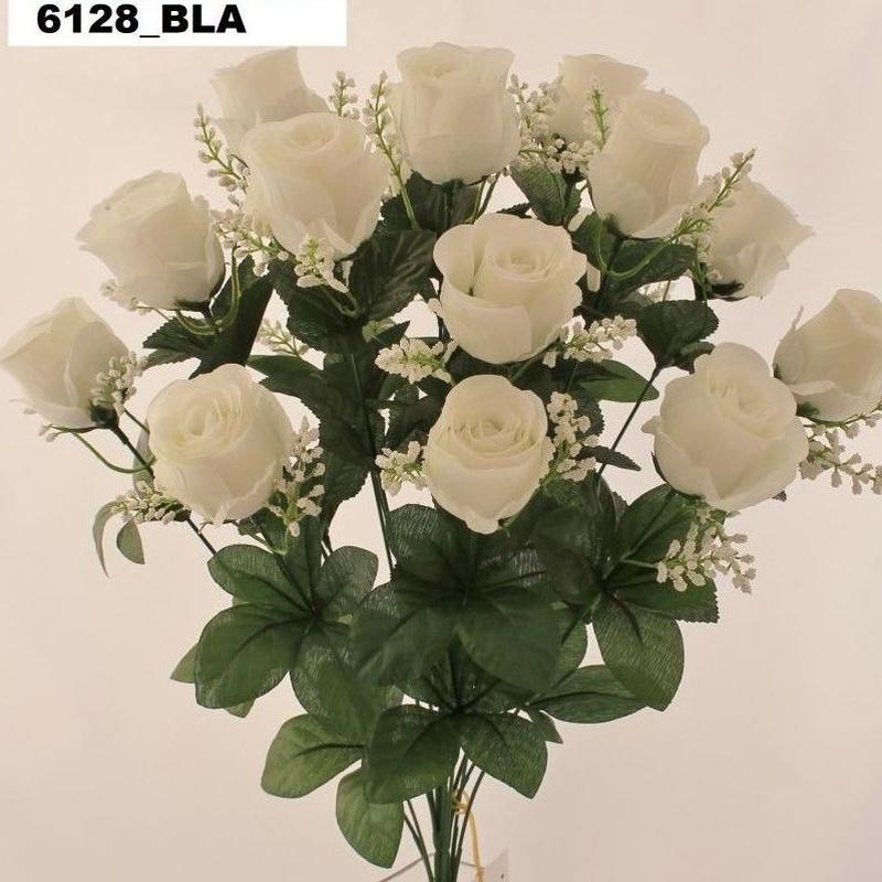 POMO CAPULLO REDONDO (BLANCO) REF: 6128 BLA PRECIO: 5,50€