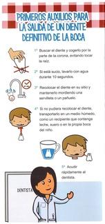 Consejos ante un traumatismo dental