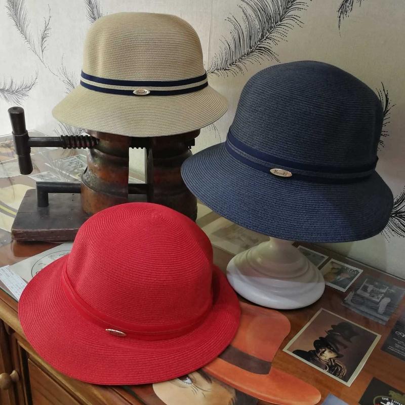Sombreros mujer primavera/verano:  de Sombrerería Citysport