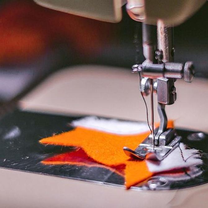 Ventajas de una máquina de coser
