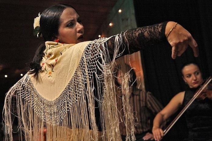 Flamenco en vivo: Servicios de Restaurante Mi Gitana