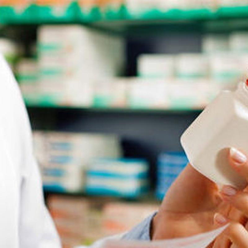 Fórmulas magistrales: Servicios de Farmacia Galván