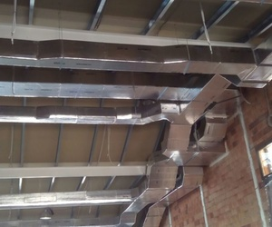Instalación en el Centro Cívico Masias de Roda