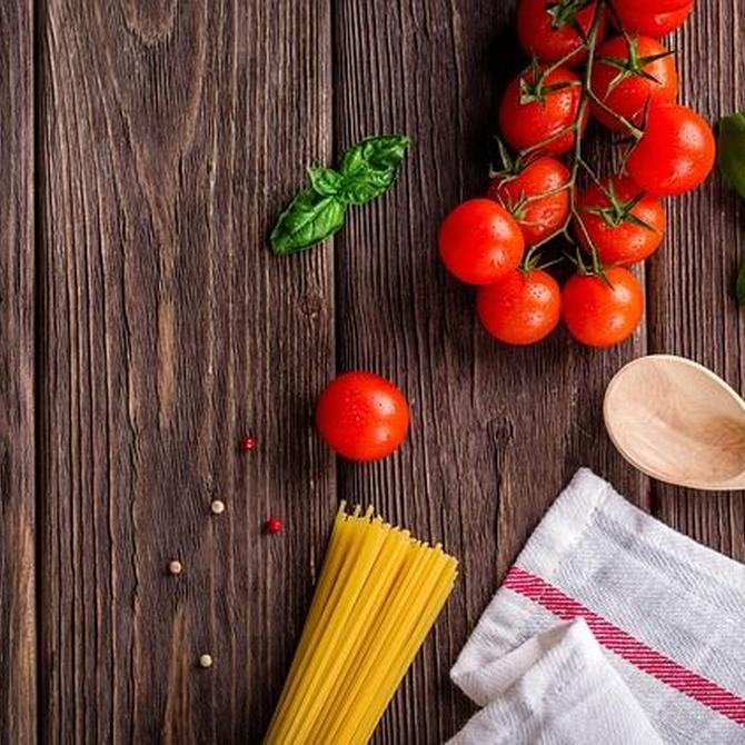 Los ingredientes más importantes de la cocina italiana