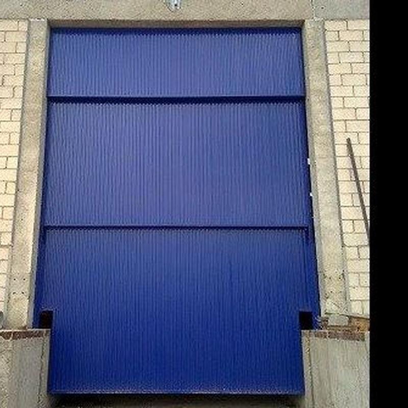 Puertas de guillotina: Productos y Servicios de Luvematic