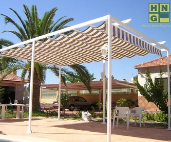 Persianas de aluminio : Productos y servicios de Persianas Muñoz Castillo, S. L.