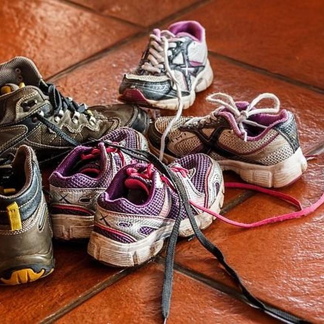 Consejos para evitar lesiones en los pies