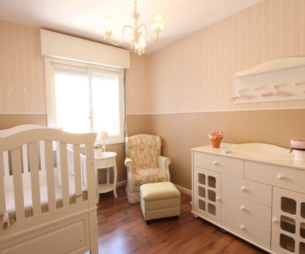 Cómo pintar la habitación de los niños
