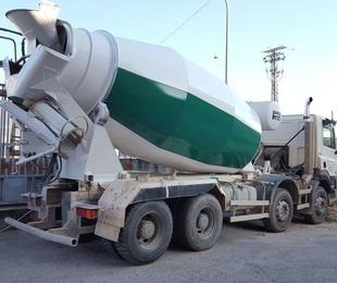 Hormigoneras sobre camión para asegurar un trabajo de calidad