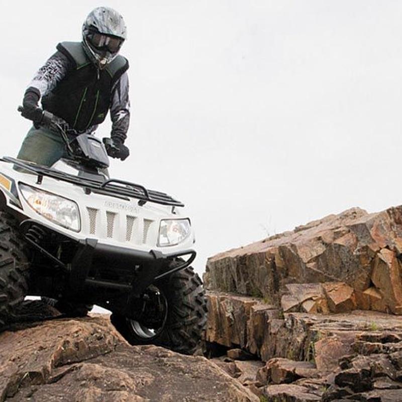 Servicio de recogida de motos y quads averiados: Servicios de Motoquad Natura