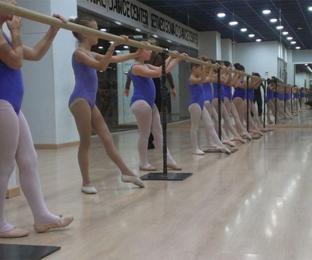 El ballet en los más pequeños, todo ventajas