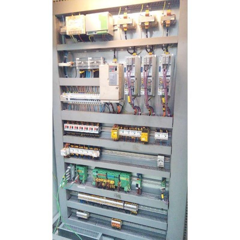 Mantenimientos de maquinaria eléctrica: Servicios de Lizaur Sao Tecnología