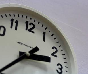 Reloj de fichar