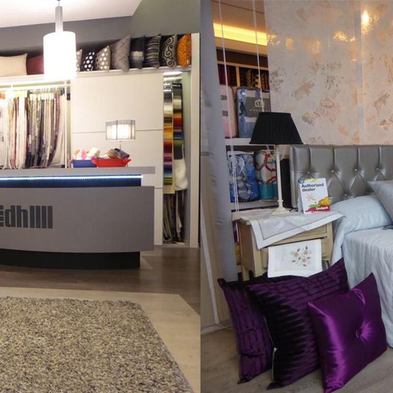 Textiles para el hogar: Productos y servicios de Decoración Hogar Nou Centre