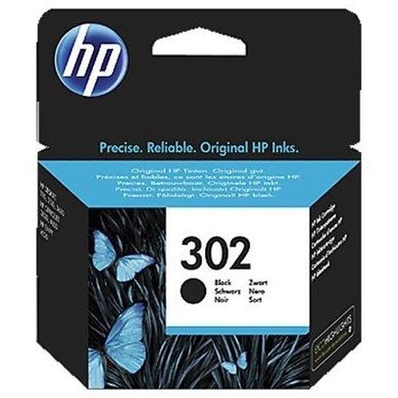 HP 302 F6U66AE cartucho negro Officejet 3830: Productos y Servicios de Stylepc