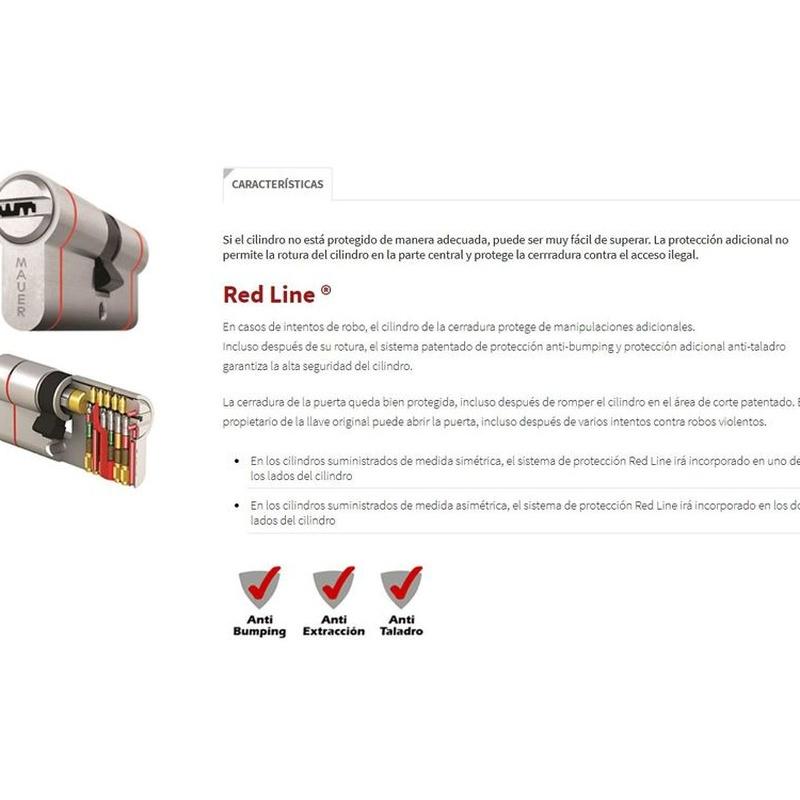 Anti Bumpinf, anti extracción, anti taladro
