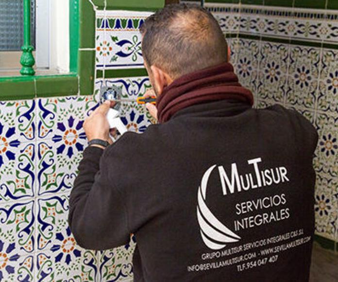 Trabajos de electricidad Sevilla