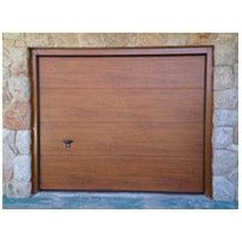 Catálogo de Puertas automáticas y cerramientos: Catálogo de Montero Automatismos y Cierres