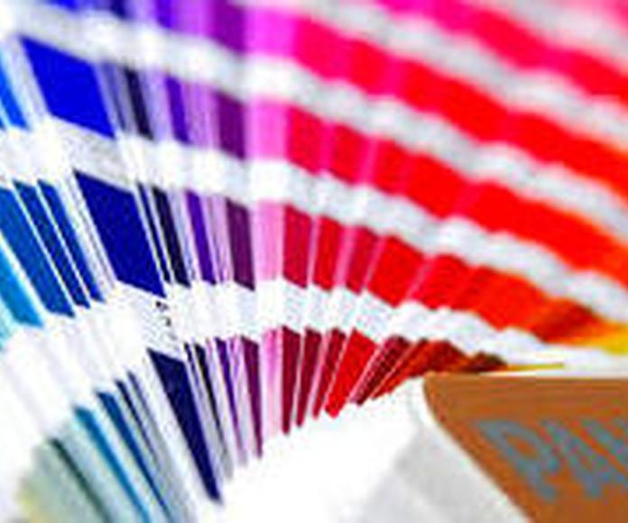 Carta de colores Pantone