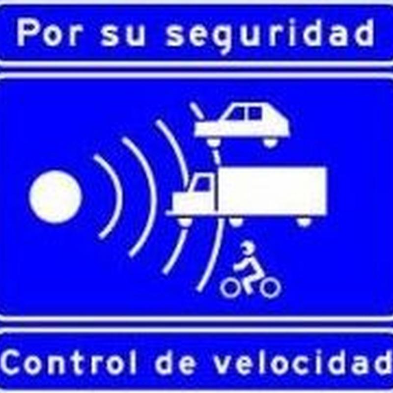 Sistemas de detector de Radar Fijos y Movil