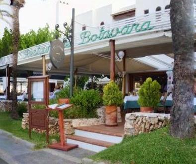 Restaurante Botavara en Cala d'Or