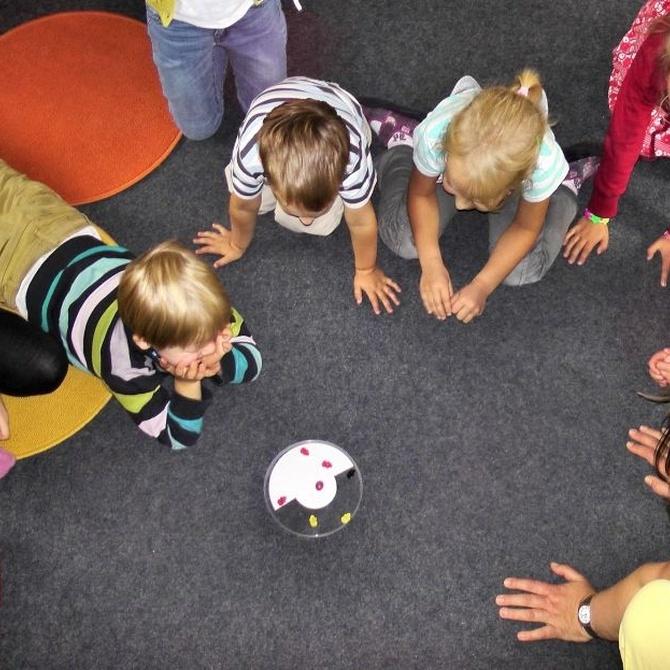 La importancia de socializar en los niños