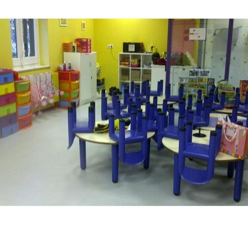 Mantenimiento de colegios, guarderías, centros sociales: Servicios de Limpiezas Itxasgarbi