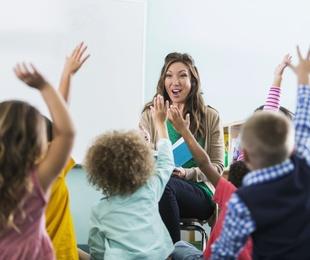 Cursos de inglés para niños a partir de 3 años
