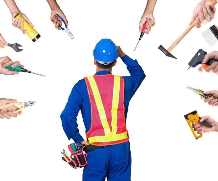 Obras, reformas y reparaciones: Servicios de Jarver Reformas y construcciones