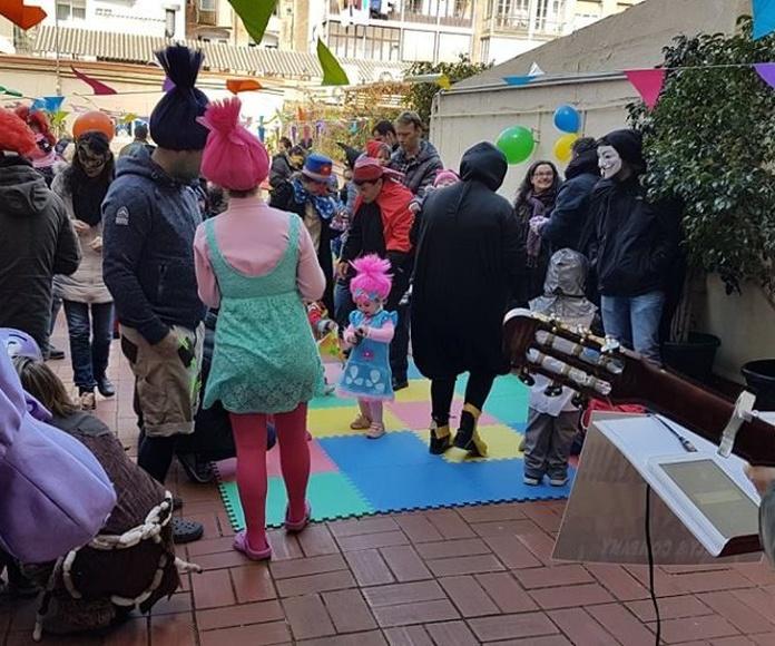 Entorno familiar: Servicios de Llar D' Infants Goi Goi