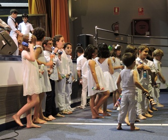 Iniciación musical (2-8 años): ¿Qué podemos ofrecerte? de Centro de Estudios Musicales Nerea Bilbao