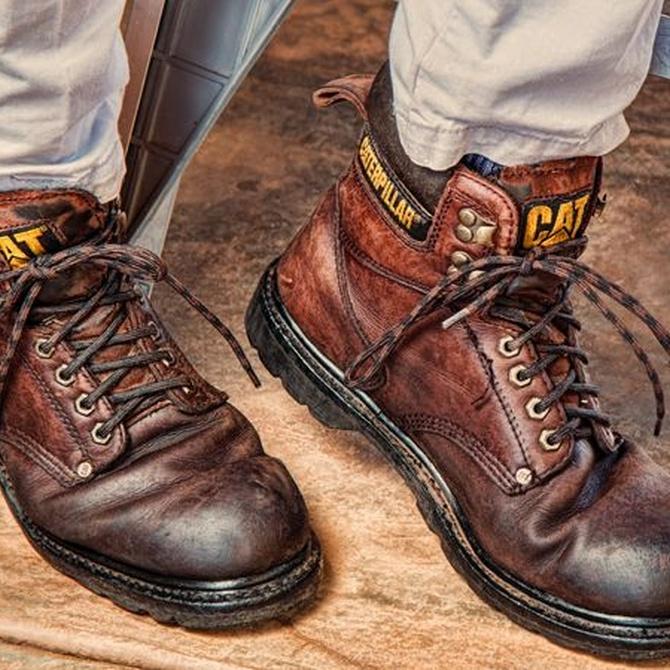Cómo elegir el calzado laboral