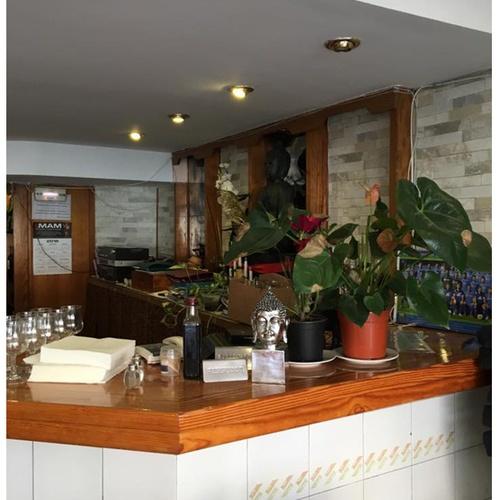 Interior de nuestro restaurante en Palma de Mallorca
