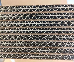 Fabricación de cajas y planchas de cartón ondulado