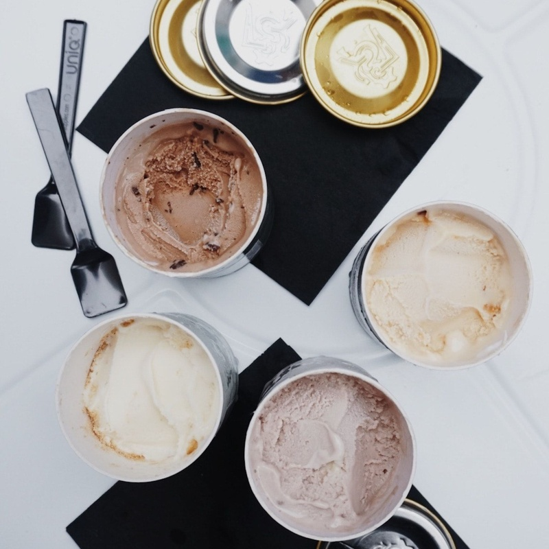 Copas de helado: Nuestra carta de Restaurante La Trufa