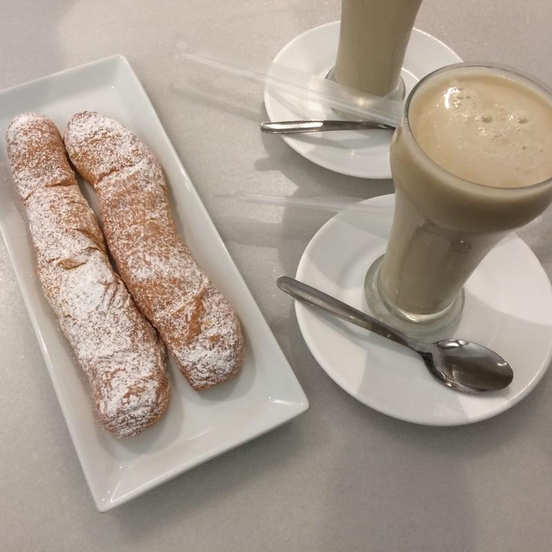 Horchatas: ¿Qué tenemos? de Cafetería La Nórdica