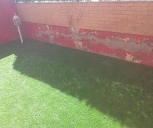 Colocación de césped artificial en Valladolid