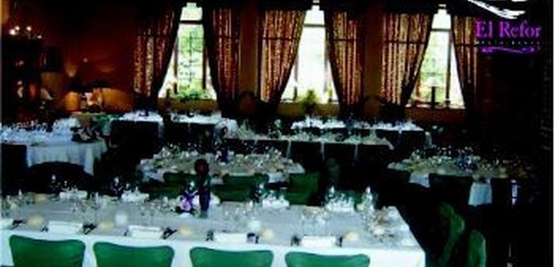 Restaurante para celebraciones en Álava