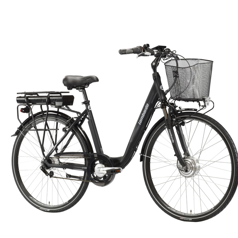 LOMBARDO TORINO NEXUS:  de E-Bike Guadarrama