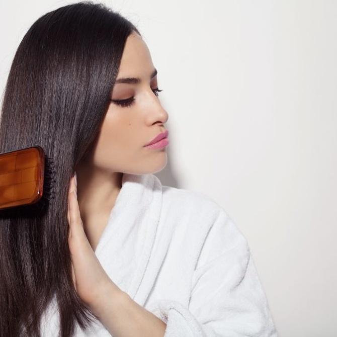 El cuidado del cabello y cuero cabelludo