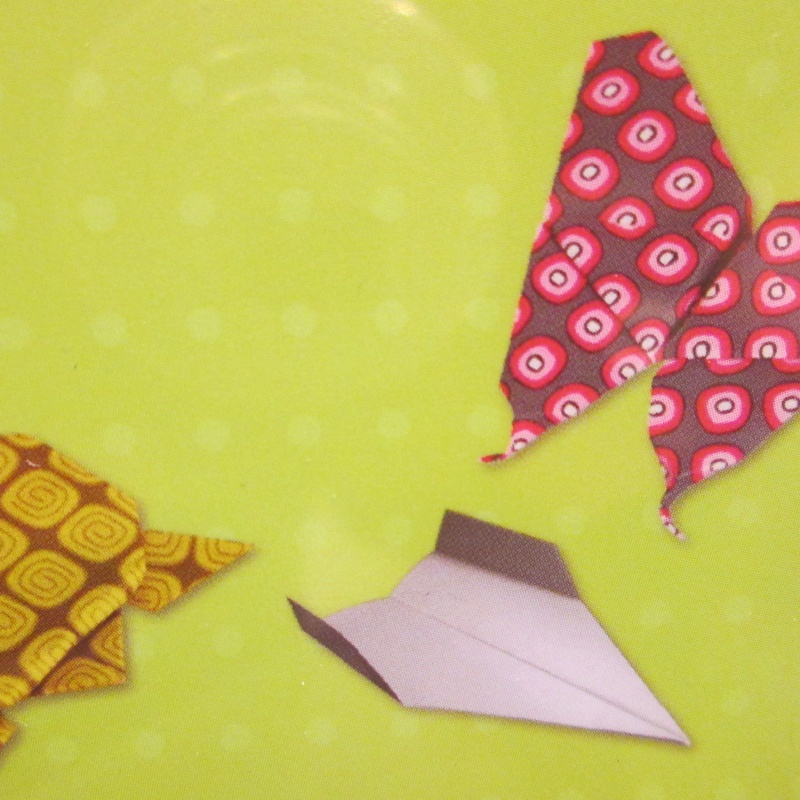 Origami. Paper story