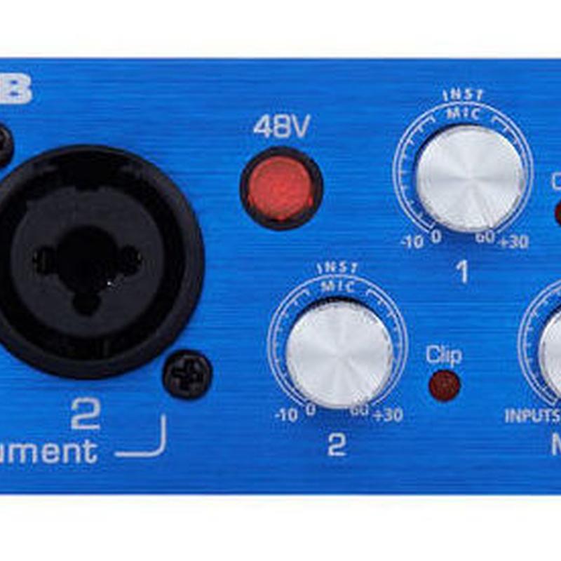 Interface de audio Presonus AudioBox USB