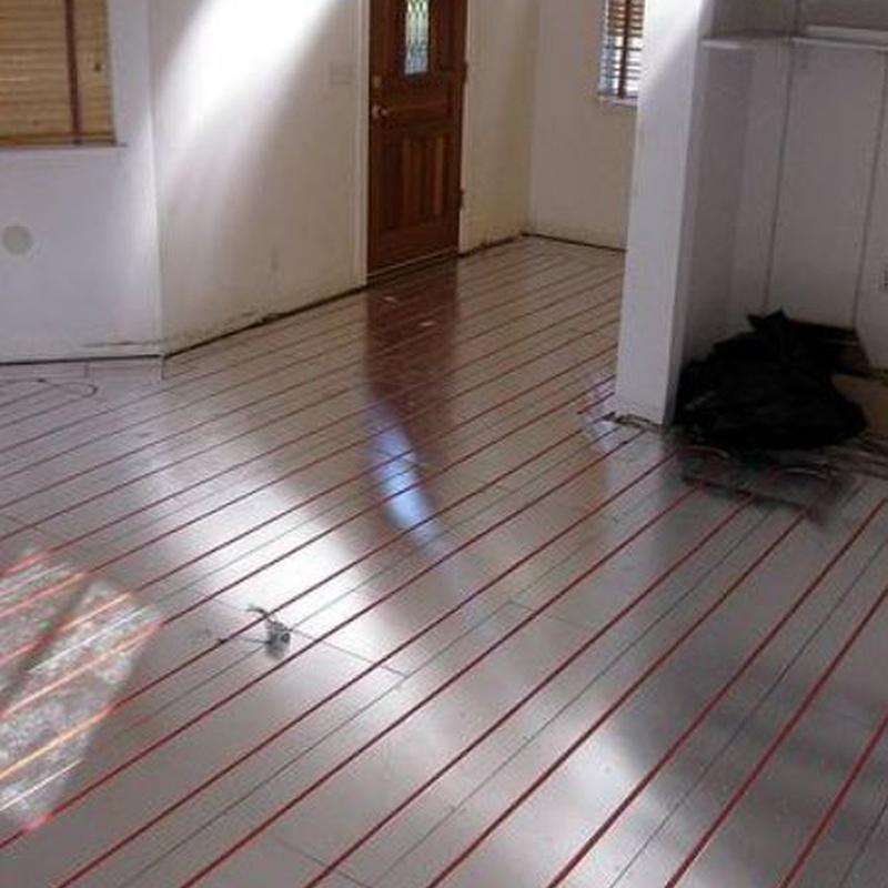 Suelo radiante: Servicios de Instalaciones Fontanelles Mallorca
