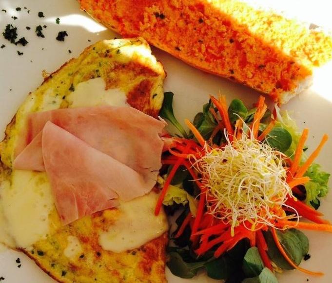 Desayunos: Carta de Buena Onda Ibiza