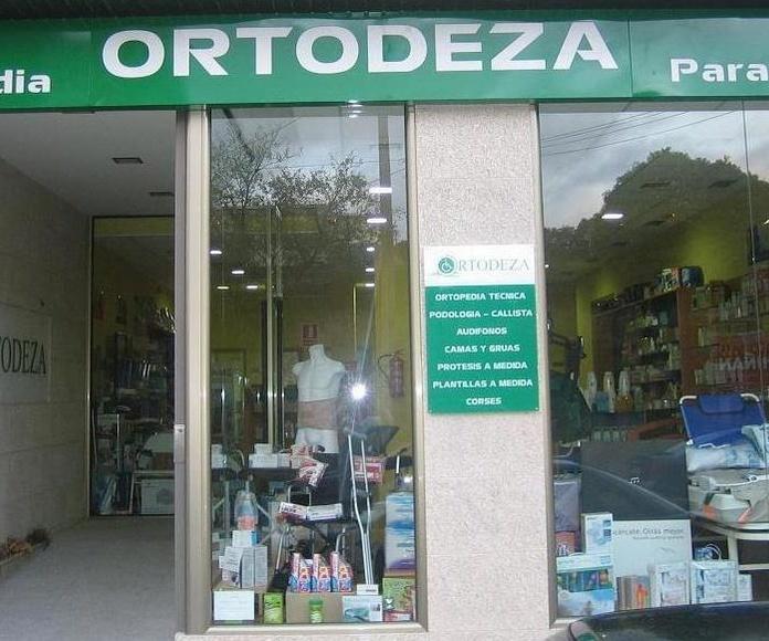 ortopedias en Lalín - Pontevedra
