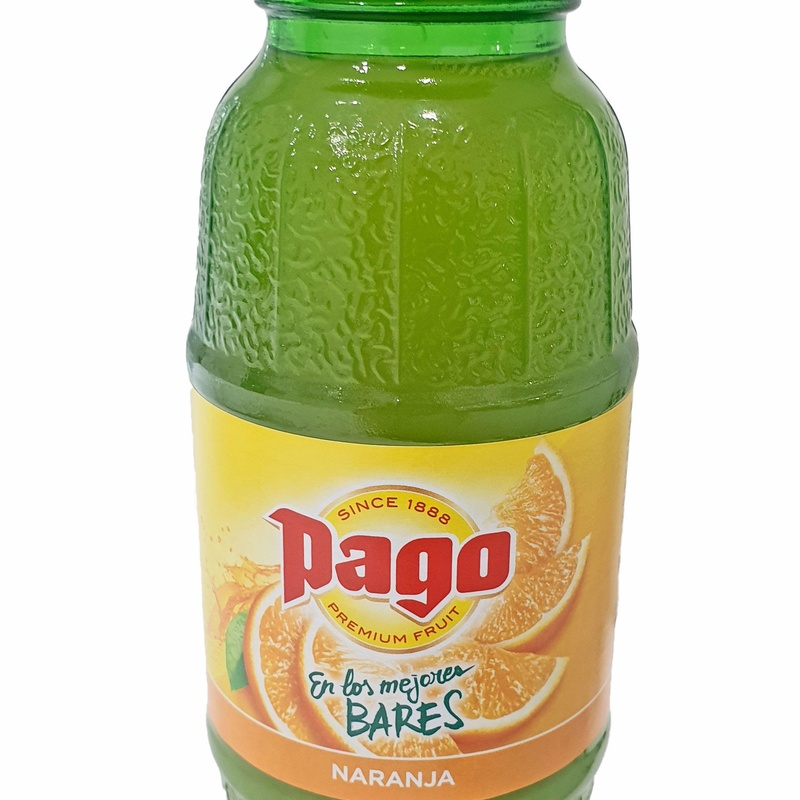Zumo Pago de naranja: Nuestros Productos de JESÚS JAVIER GALLEGO NICASIO RAMOS
