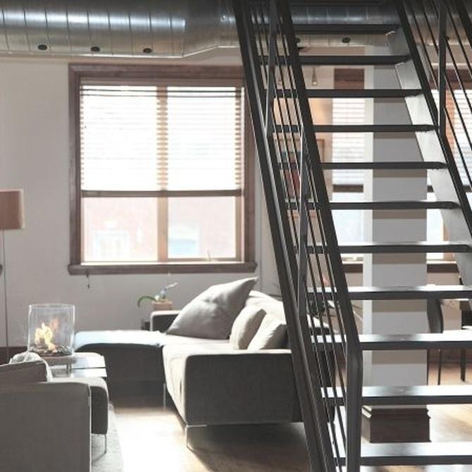 Principales diferencias entre un loft, un dúplex y un ático