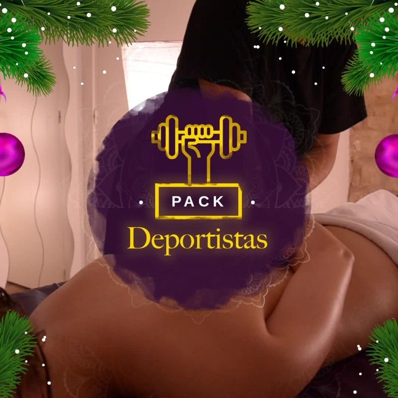 Pack Deportistas Gimnasio Masaje Alicante Deporte Estirar Regalo