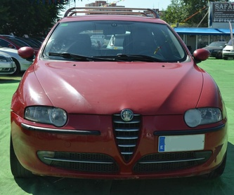 Renault Laguna Grand Tour 2.2DCi Privilege: Nuestros coches de Safari Car