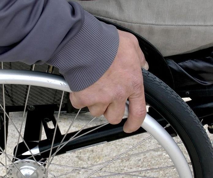 Valoración de minusvalía - Baremo de movilidad: Servicios de ACEDO & BURGOS PERITOS MÉDICOS